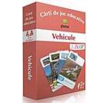 Carti de joc educatie - Vehicule