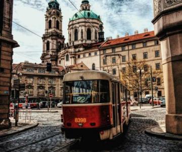 Praga, in ipostaze superbe