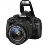Aparat Foto D-SLR Canon EOS 100D cu Obiectiv EFS 18-55 IS STM, Senzor CMOS, 18 MP, Filmare Full HD (Negru)