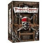 Piratii din Caraibe - Colectie de 4 filme