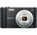 Aparat Foto Sony Cyber-Shot W800 (Negru), HD Ready, 20.1 MP