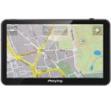 Sistem de navigatie Peiying PY-GPS7012, LCD TFT Capacitive touchscreen 7inch, Procesor 800MHz, 256MB RAM, 4GB Flash, Windows CE, Harti Europa
