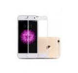 Folie protectie sticla securizata Benks pentru iPhone 6/6s (Alba)