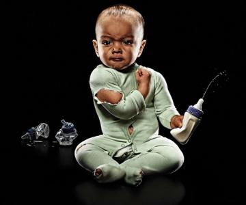 Campanie cu bebelusi puternici, pentru sarcini sanatoase