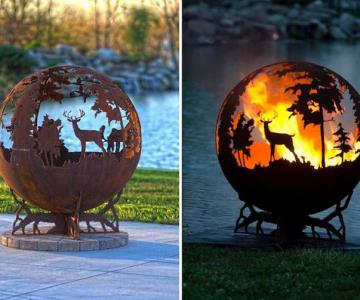Focul din padure, de Melissa Crisp
