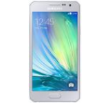 Telefon Mobil Samsung Galaxy A3 Duos, Procesor Quad-Core 1.2GHz Cortex-A53, Super AMOLED capacitive touchscreen 4.5inch, 1GB RAM, 16GB Flash, 4G, Wi-Fi, Dual Sim, Android (Alb)