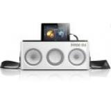 Sistem Audio Philips M1X-DJ DS8900/10, USB, Bluetooth, pentru iOS (Alb/Negru)