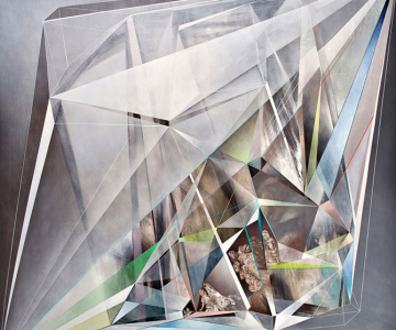 Alchimiile pictorului Jonathan Saiz: Alkahest