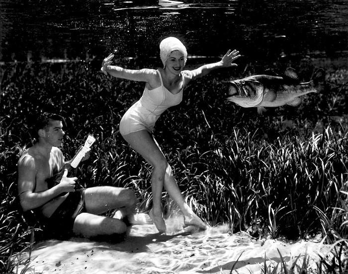 Fotografii subacvatice de exceptie, din 1938 - Poza 18