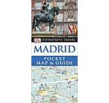 DK Eyewitness Pocket Map and Guide: Madrid