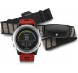 Ceas activity outdoor tracker Garmin Fenix 3 Bundle (Argintiu)
