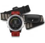 Ceas activity outdoor tracker Garmin Fenix 3 Bundle (Argintiu)