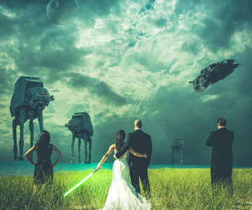 Fotografii de nunta... catastrofale