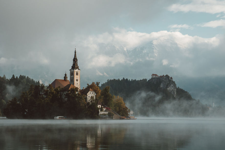 O toamna spectaculoasa in Slovenia - Poza 1