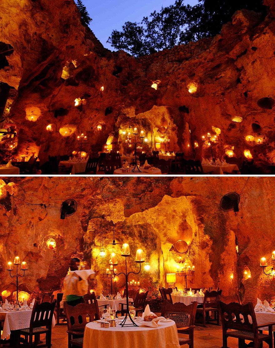 Distinctie si rafinament: Restaurante uluitoare din jurul lumii - Poza 9