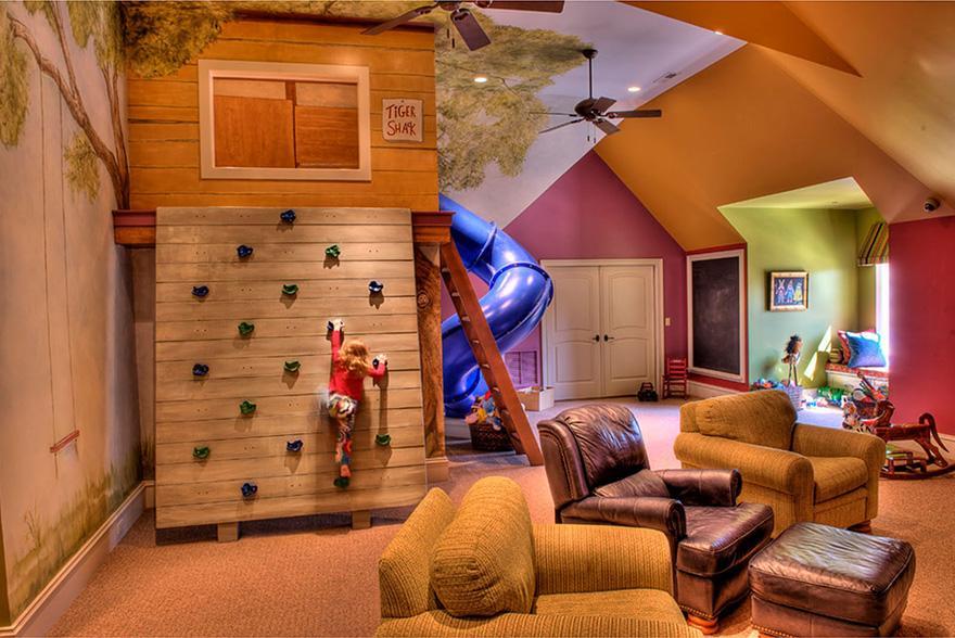 Cum sa aduci basmul in camera copilului. 15+ Idei geniale de amenajare - Poza 14