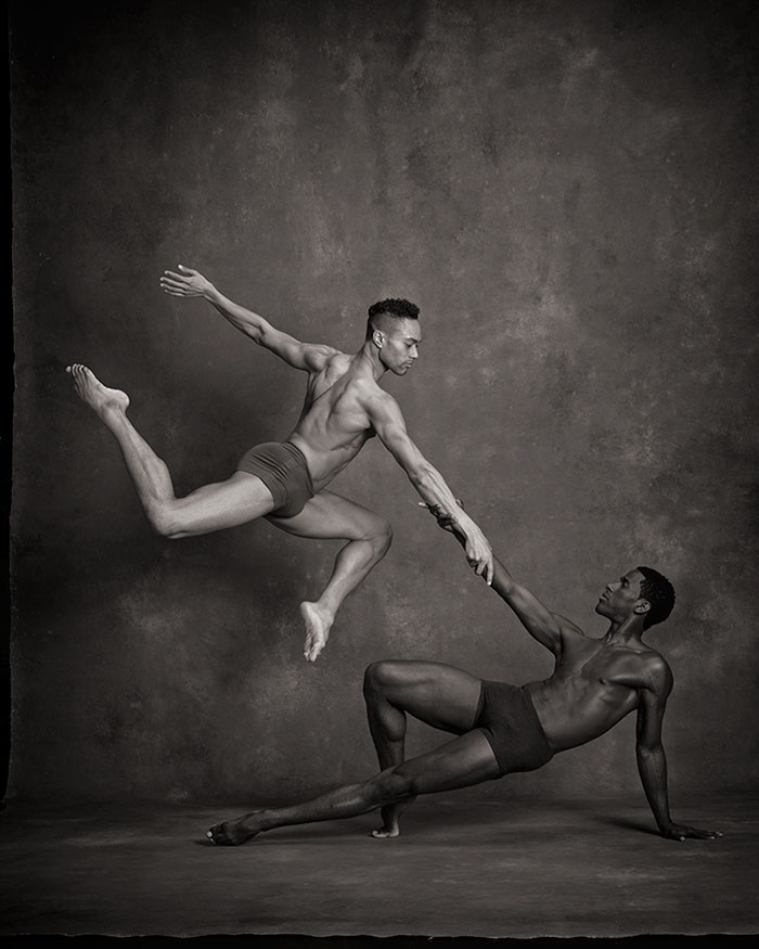 Frumusetea dansului contemporan, in poze superbe - Poza 11