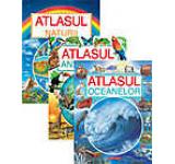 Pachet - Atlase (2+1 gratis)