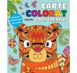 *** - Carte de colorat pentru copii creativi