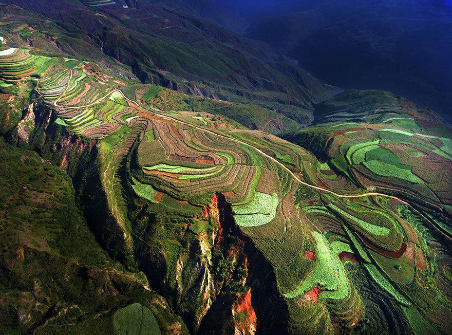 SkyPixel Photo Contest: Fotografii aeriene impresionante - Poza 14
