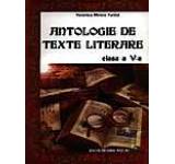 Antologie de texte literare pentru clasa a V-a