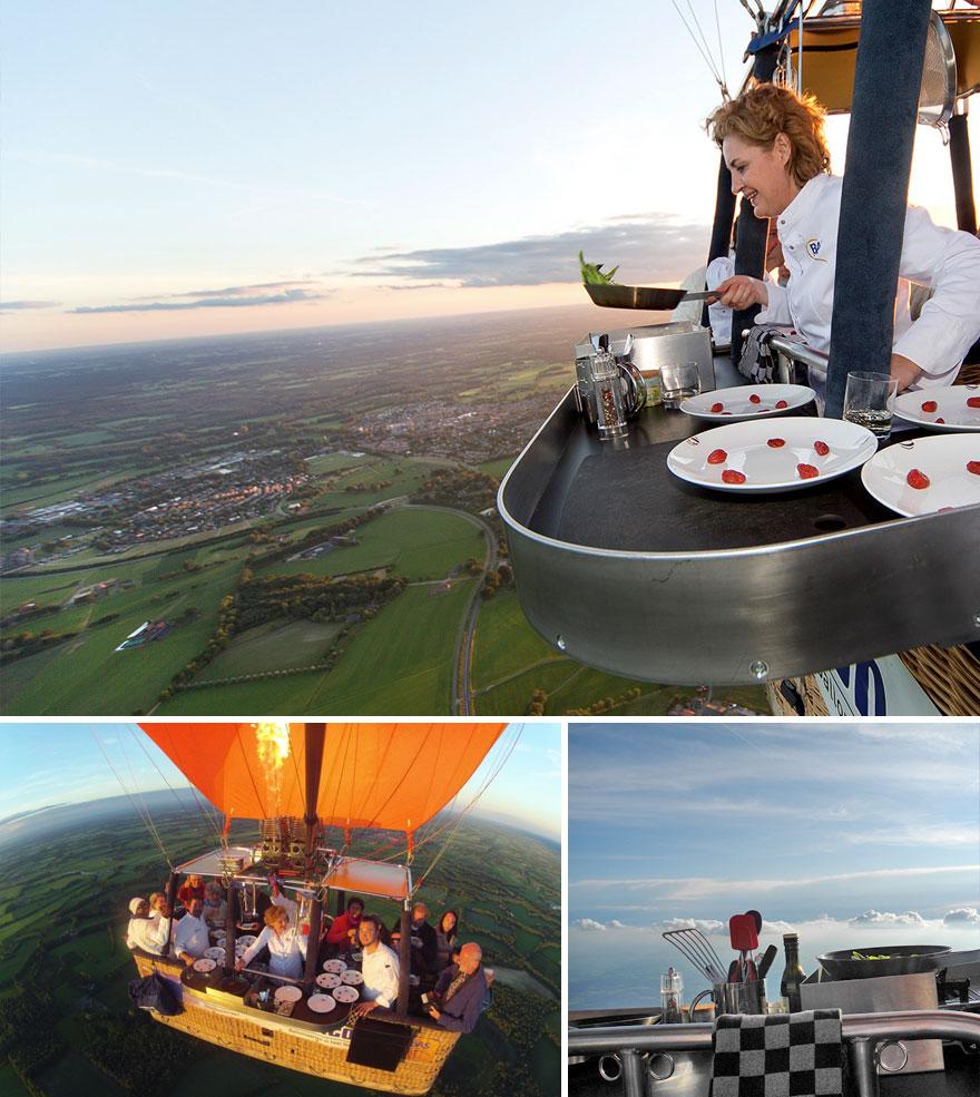 Distinctie si rafinament: Restaurante uluitoare din jurul lumii - Poza 16
