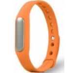 Bratara fitness iUni MI1, Bluetooth (Portocaliu)