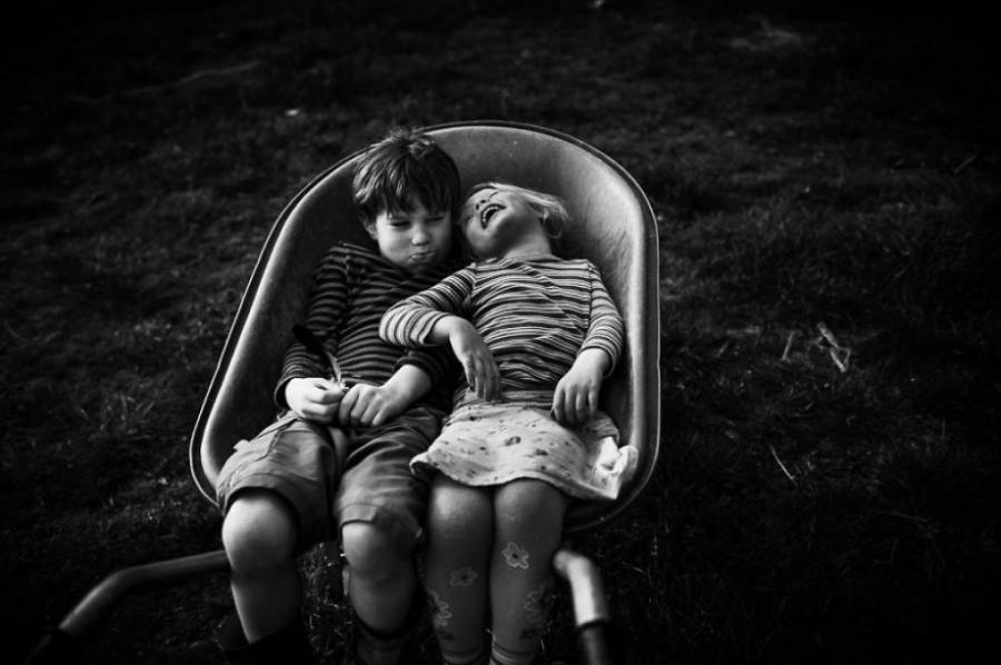 Bucuria copilariei lipsite de tehnologie - Poza 2