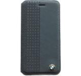 Husa Flip cover BMW BMFLBKS6PEB pentru Samsung Galaxy S6 (Negru)