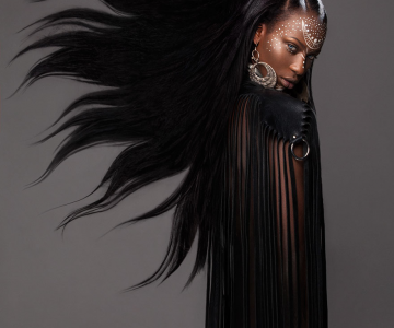 Frumusete feminina in cultura africana