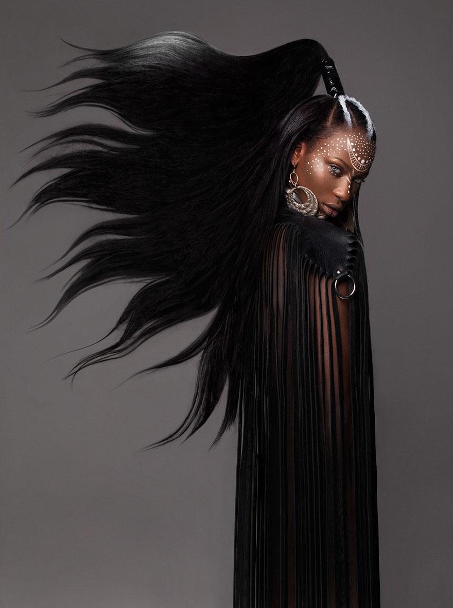 Frumusete feminina in cultura africana - Poza 1