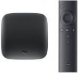 Player Multimedia Xiaomi Mi Box TV, 4K, Cu Control voce (Negru)