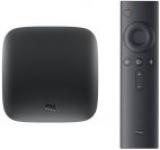 Player Multimedia Xiaomi Mi Box TV, 4K, Cu Control voce (Negru)