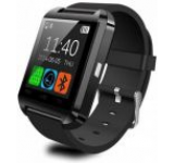 Smartwatch iUni U8+, Capacitive touchscreen, Bluetooth, Bratara silicon (Negru)