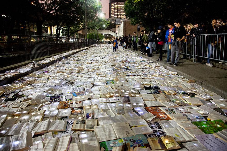 Literatura vs. Trafic: Raul de carti din Toronto - Poza 2