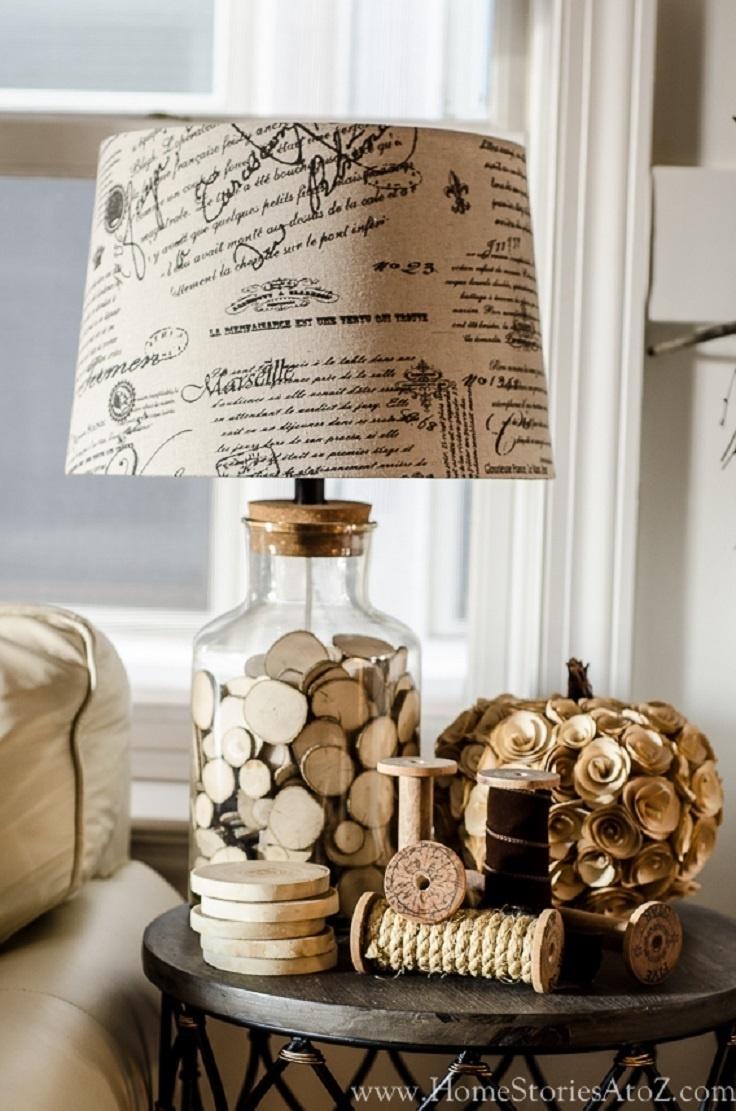 Idei de decoratiuni vintage facute manual - Poza 10