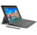 Tableta Microsoft Surface Pro 4, Surface Pen, Procesor Intel® Core™ i7, PixelSense 12.3inch, 16GB RAM, 512GB SSD, 8MP, Wi-Fi, Microsoft Windows 10 Pro + Husa Type Cover (Argintiu)