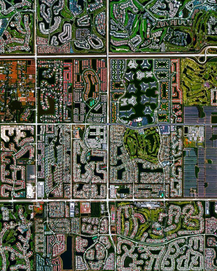 Lumea privita de sus, in imagini uluitoare - Poza 19
