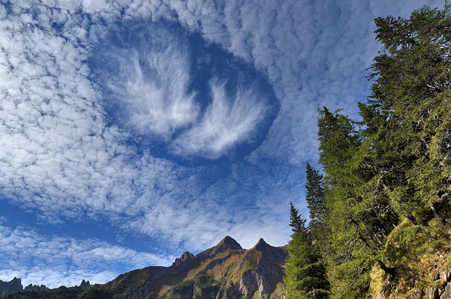 Cele mai spectaculoase formatiuni noroase, surprinse ca camerele de lu - Poza 4