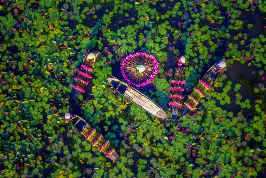 Cele mai frumoase fotografii facute cu drona - Poza 8