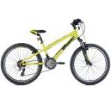 Bicicleta Leader Fox Eager Boy 2016, Cadru 13inch, Roti 24inch (Verde)