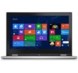 Laptop 2in1 Dell Inspiron 13 7348 (Procesor Intel® Core™ i7-5500U (4M Cache, up to 3.00 GHz), Broadwell, 13.3inchFHD, Touch, 8GB, 256GB SSD, Intel® HD Graphics 5500, Tastatura iluminata, Win8.1 64-bit)