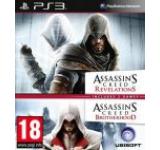 Assassins Creed Revelations & Assassins Creed Brotherhood (PS3)