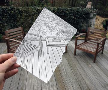 Creion vs. aparat foto
