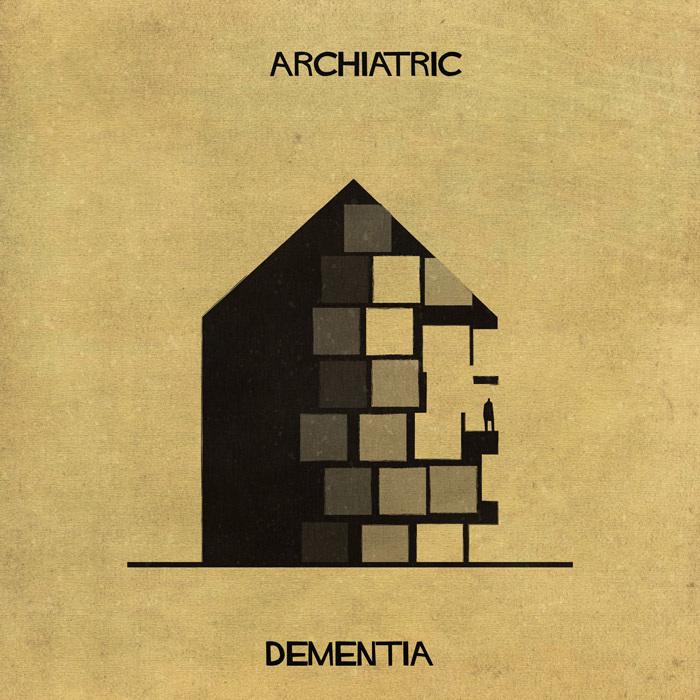 Afectiunile mentale explicate cu ajutorul arhitecturii - Poza 4