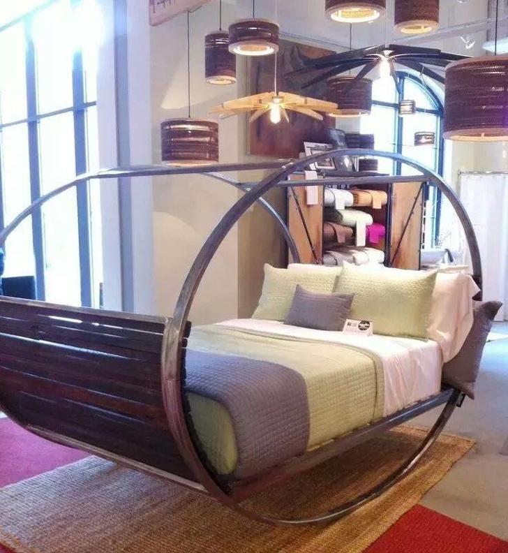 10+1 Idei geniale de design interior pentru oamenii creativi - Poza 10