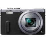 Aparat Foto Digital Panasonic DMC-TZ60EP-S, 18 MP, CMOS 1/2.3inch, Filmare Full HD, Zoom optic 30x (Argintiu)