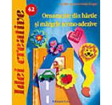 Ornamente din hartie si margele termo-adezive - Idei creative 42