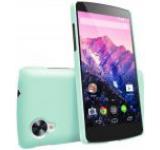 Protectie spate Ringke Slim 154878 pentru LG Google Nexus 5 (Verde) + Folie protectie