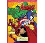 Avengers: Cei mai tari eroi ai pamantului - volumul 4